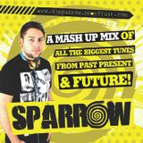 DJ SPARROW HOUSE MIX AUGUST 2013