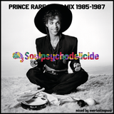 PRINCE RARE BEST MIX 1985-1987 - Soulpsychodelicide