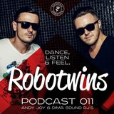 Robotwins - Podcast 011