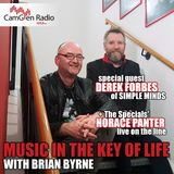 Music in the Key of Life w/Brian Byrne 7 Dec 2018, feat. Derek Forbes and Horace Panter!