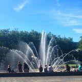August 1-17, 2016 Seattle Center International Fountain Mix