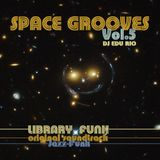 Space Grooves Vol.5 - LIBRARY FUNK (Original Soundtracks - Jazz-Funk)