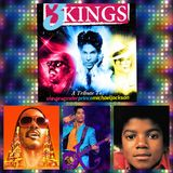 DJ ICE- THE BEST OF Michael Jackson, Prince & Stevie Wonder vol 1