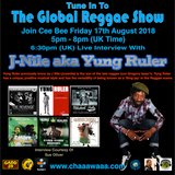 Cee Bee Global Reggae Show 110 17-08-2018