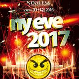 Marcus Cooper - 3h Live NY EVE 2017 Nobless