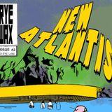 Rye Wax Mix Issue #2: New Atlantis