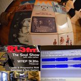 TSS 020616 The Soul Show on WYEP, Maurice White/Earth, Wind & Fire tribute, February 6, 2016