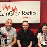 Derek McCutcheon interviews Amy Chambers and Paul Sweeney from Cambuslang School of Rock
