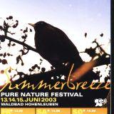 13.06.2003 Gunjah, Lexy & K-Paul @ SummerBreeze