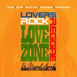 Restricted Zone - Love Zone Vol.1 (Lovers Rock Reggae)