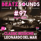 Beatz Sounds Radio #97 - 06.07.2018 - 'Classic Sessions' by Leonardo del Mar (NL)