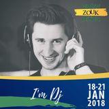 Dj HushZ - 6th Warsaw Zouk Festival 2018