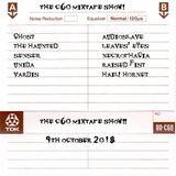 HRH Radio - The C60 Mixtape Show 9th October 2018