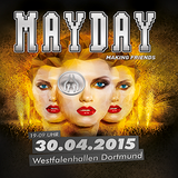 Sam Paganini - Live At Mayday Dortmund 2015 (Westfalenhallen, Germany) [HQ] - 01-May-2015