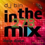 Dj Bin - In The Mix Vol.278