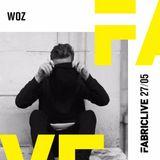 Woz - FABRICLIVE Promo Mix (May 2016)