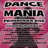 Dance Mania Primavera 2011 (Mixed by Dj Cillo)
