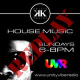 House Music Sunday 29th April 2018
