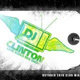 DJ Clinton - October 2010 Club Mix