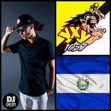 DJ CHESPI - YXY 105.7FM EL SALVADOR - MARZO 31 2017