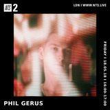 Phil Gerus - 18th May 2018
