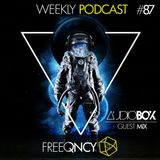 FreeQNCY PODCAST #87 GUEST MIX AUDIOBOX