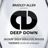 Bradley Allen - Deep Down House #001