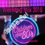 Weekend Mix 2018 -Children of the 80s- Retro -Disco House #1