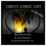 Guido's Lounge Cafe Broadcast 0188 End of Summer (20151009)