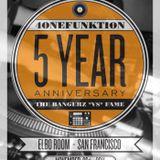 The Bangerz vs. F.A.M.E @ 4OneFunktion 5yr Anniversary Nov. 27, 2011