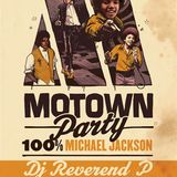 Dj Reverend P @ Motown Party, Djoon, Saturday June 22nd, 2013