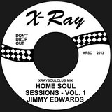 HOME SOUL SESSIONS VOLUME #1 - JIMMY EDWARDS