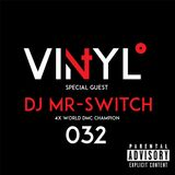 Vi4YL032: 4 records Mr Switch - 4x World DMC Champion spins 4 vinyl of his choice and has a chat!