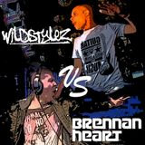 Dj Battles // WILDSTYLEZ vs. BRENNAN HEART [2015]