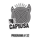 Radio CAPIUSA - Programa # 32 (jueves 24 de noviembre 2016)