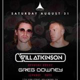 Greg Downey - Live Avalon Los Angeles [31.08.2019]