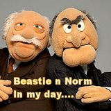 Beastie n Norm No. 4  (In my day...)