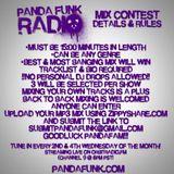 PandaFunk Radio Mix Contest