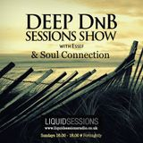 Deep DnB Sessions Show - Guest Mix By Soul Connection # March, 2014.