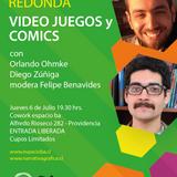Mesa Redonda: Comics y Videojuegos