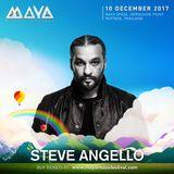 Steve Angello - MAYA Music Festival 2017 (10.12.2017)