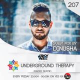 Underground Therapy With EP 207 Guest Mix - DINUSHA