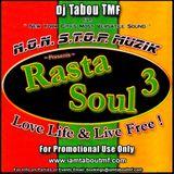 Rasta Soul Volume 3 - Non Stop Muzik (DJ Mix by Tabou TMF)