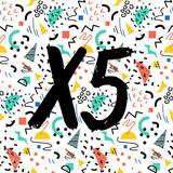X5 - Best of Trip-Hop, Downtempo, Lo-Fi & Nujazz