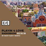 Playing 4 Love 2/10/18