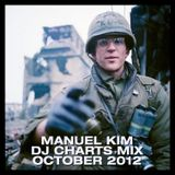 Manuel Kim DJ Charts October 2012