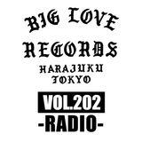BIG LOVE RECORDS RADIO vol.202 (NOV.10.2018)