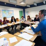 Formation FLI au CLA : Apprendre le français aux migrants