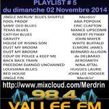 02 11 2014 CROSSROADS Radio Blues de Vallée FM 98.4