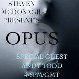 Steven McDonagh Opus mix 18th Feb 2012